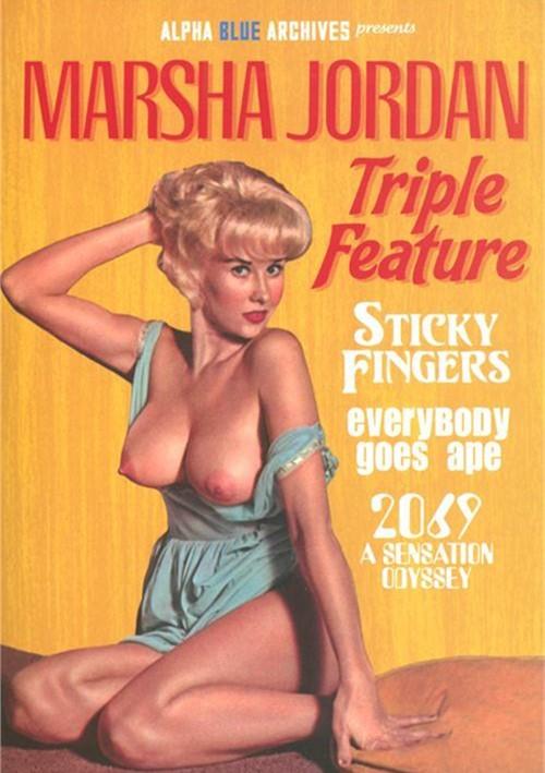 Marsha Jordan Triple Feature - On Sale!