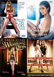 Skow For Girlfriends Films 4-Pack #2