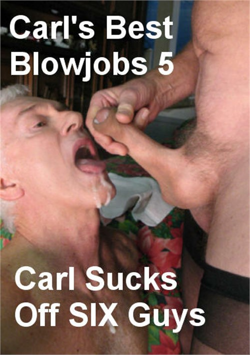 Carl's Best Blowjobs 5 Boxcover