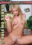 Babes On Fire 5 Porn Movie