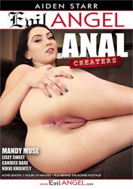 Anal Cheaters DVD porn movie from Evil Angel.