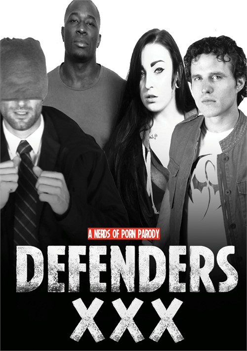 Defenders XXX parody porn video from Creation of Adam.
