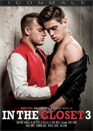 In The Closet 3 gay porn DVD from Icon Male