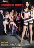Swinger Orgy Porn Video
