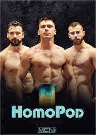 HomoPod gay porn DVD from Men.com