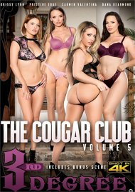 Cougar Club 5, The Porn Video