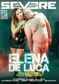 Elena De Luca: Brigadier General, Black Stiletto Army Porn Video