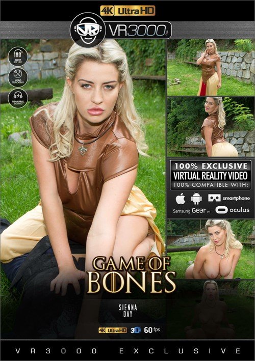 Game of Bones Boxcover