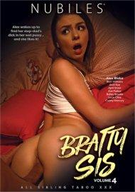Bratty Sis Vol. 4 porn DVD from Nubiles.