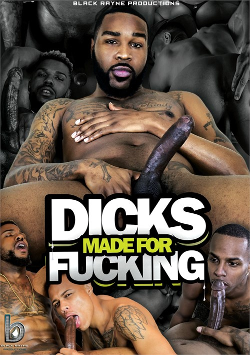 Dicks Made for Fucking Boxcover
