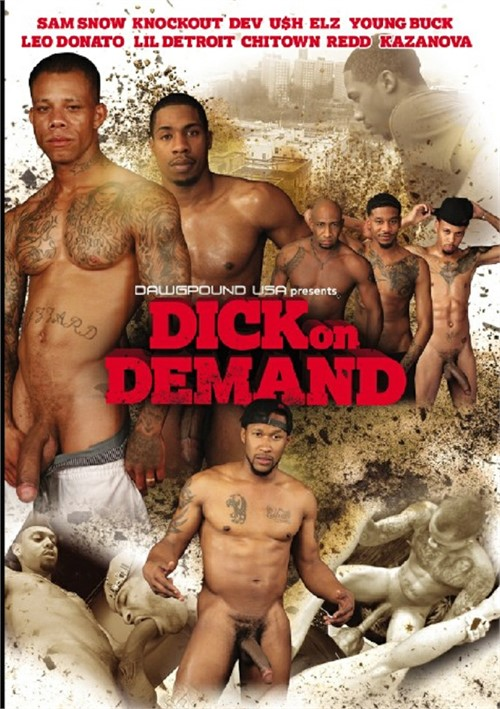 Dick on Demand Boxcover