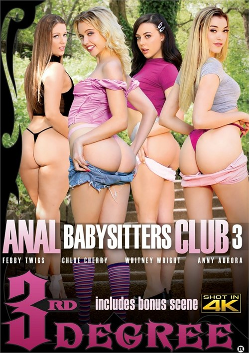 Anal Babysitters Club 3