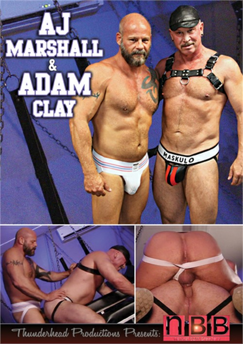 AJ Marshal & Adam Clay Boxcover