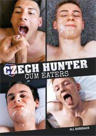 Czech Hunter: Cum Eaters gay porn DVD from Czech Hunter