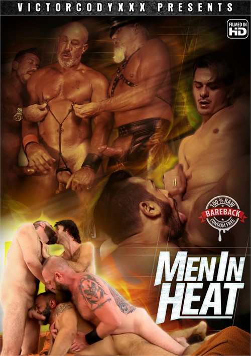 Men In Heat Boxcover