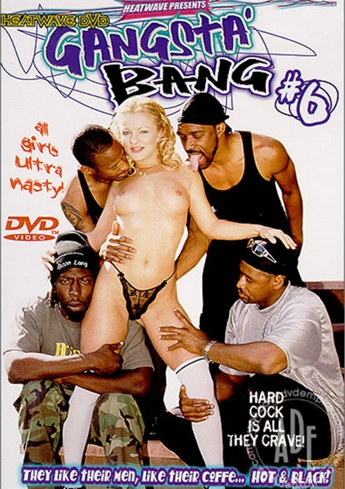 Gangsta' Bang 6 Boxcover