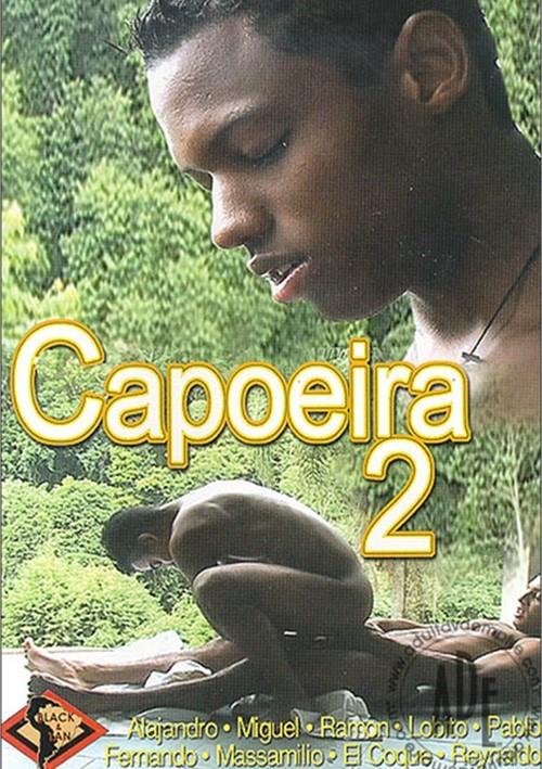 Capoeira 2 Boxcover