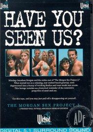 Morgan Sex Project 3, The