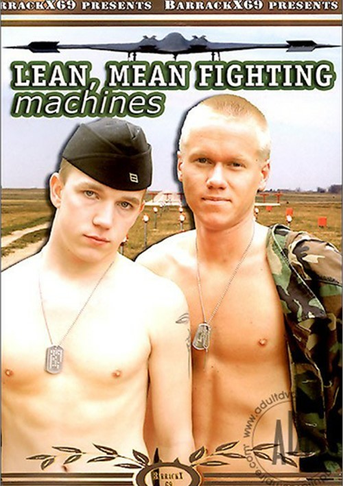 Lean, Mean Fighting Machines Boxcover