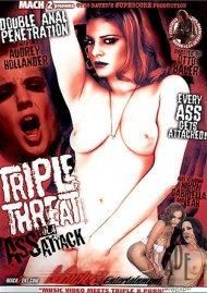 Triple Threat 4: Ass Attack Porn Video
