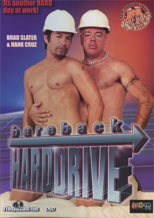 Bareback Harddrive Boxcover