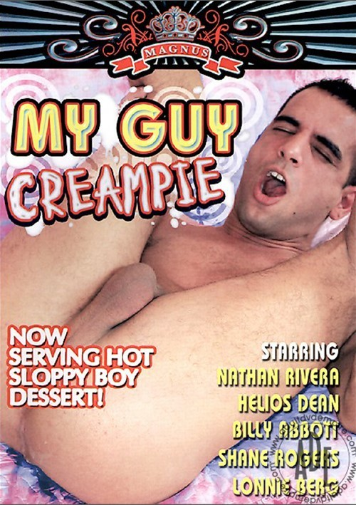 My Guy Creampie Boxcover