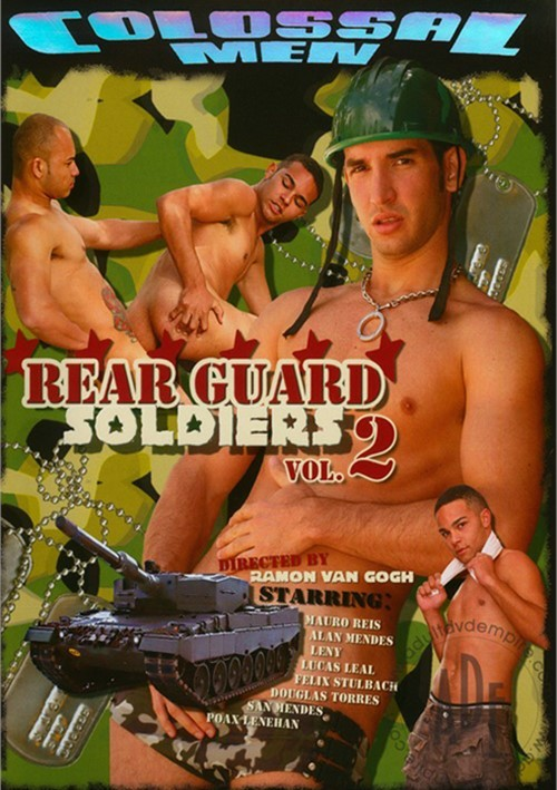 Rear Guard Soldiers Vol. 2 Boxcover