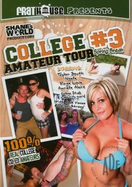 College Amateur Tour #3: Spring Break Porn Video