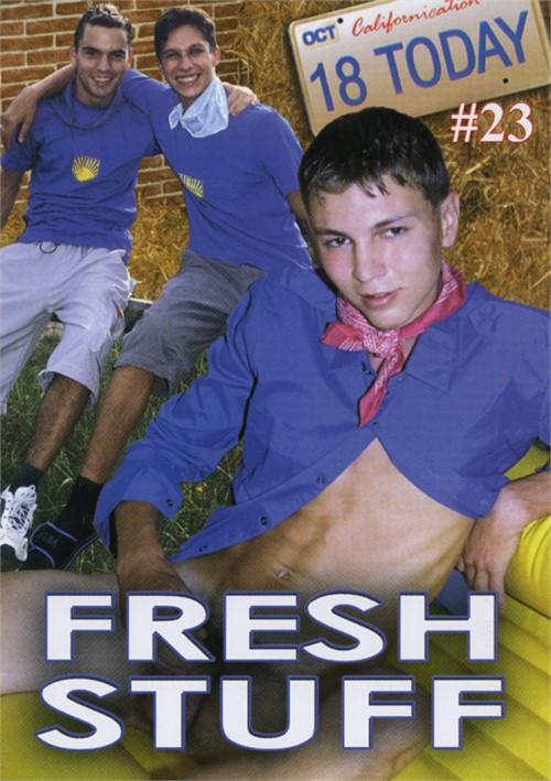 18 Today International #23: Fresh Stuff Boxcover