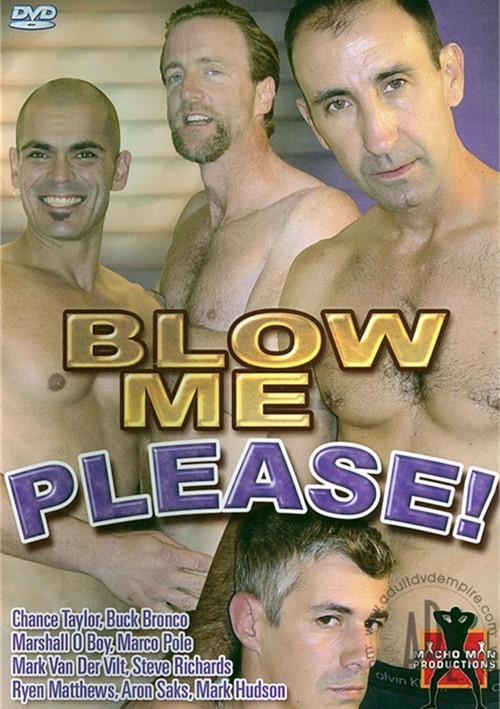 Blow Me Please! Boxcover
