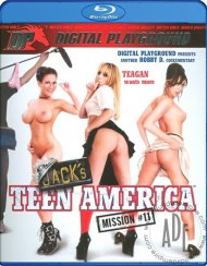 Teen America: Mission #11 Blu-ray Movie