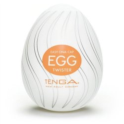 Tenga Egg - Twister Sex Toy