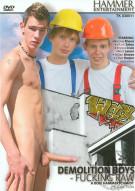 Demolition Boys- Fucking Raw Boxcover