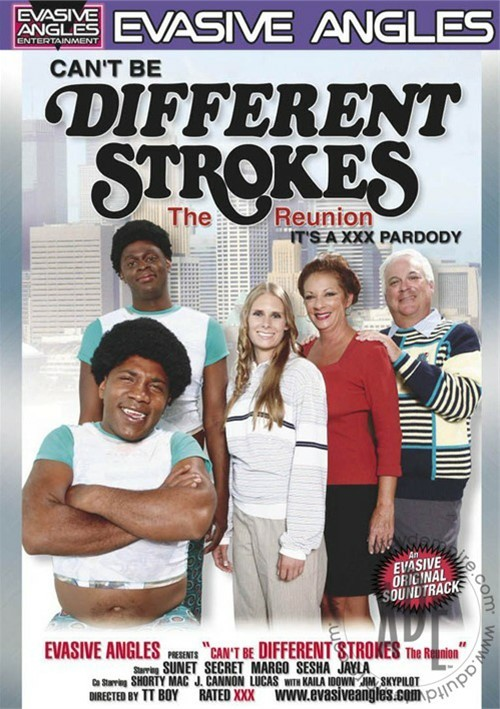 Different strokes xxx