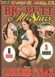 Big Butt All Stars: Caroline Pierce