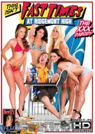 This Isn't Fast Times At Ridgemont High: The XXX Parody image
