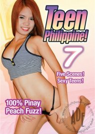 Teen Philippine! Seven Porn Video