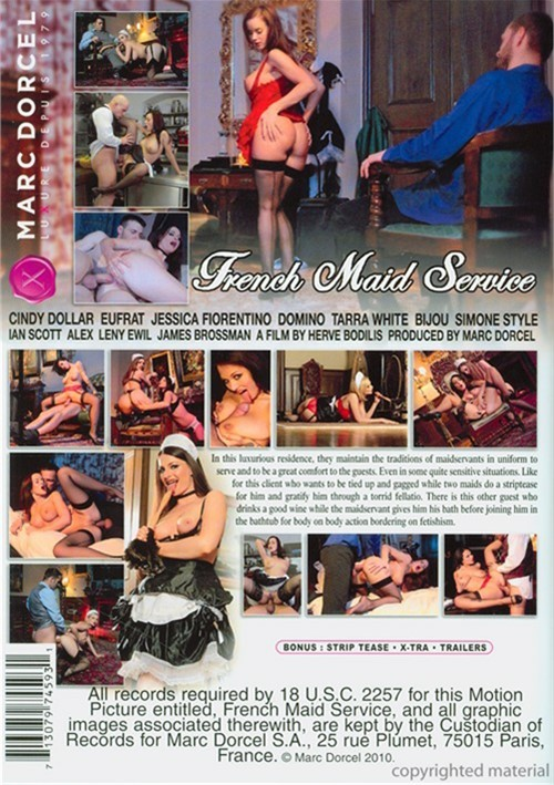 Video review adult maid french