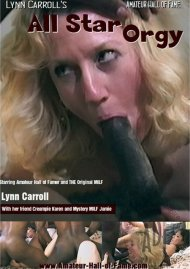 Lynn Carroll's All Star Orgy Porn Video