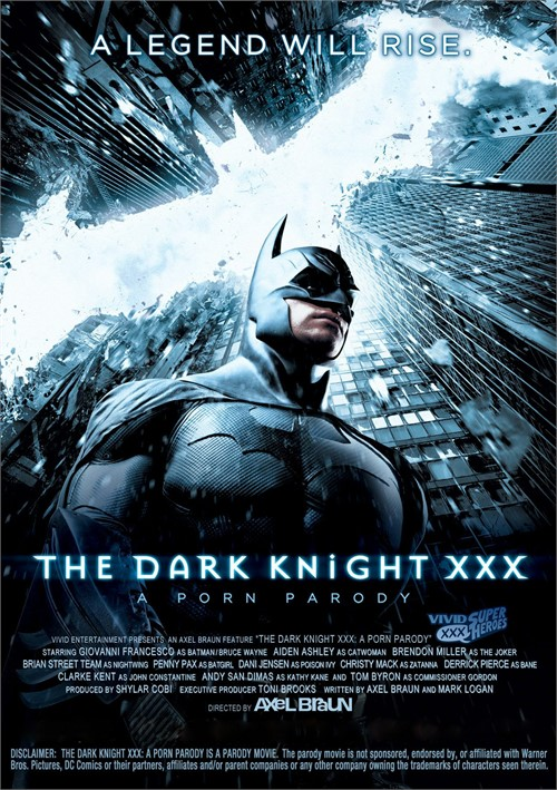 Dark Knight XXX: A Porn Parody, The
