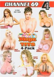 Mega Tits 4-Pack