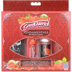 Good Head Fundamentals: The Ultimate Oral Sex Kit Sex Toy