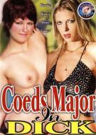 Coeds Major In Dick Porn Movie