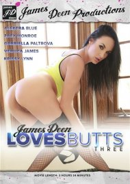 James Deen Loves Butts Part Three Porn Video