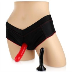 Scarlet Strap-On Starter Set Sex Toy