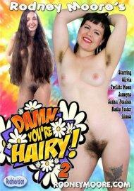 Damn, You're Hairy! 2 Porn Video