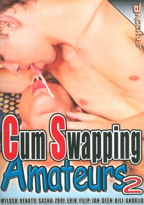 Cum Swapping Amateurs 2 Boxcover