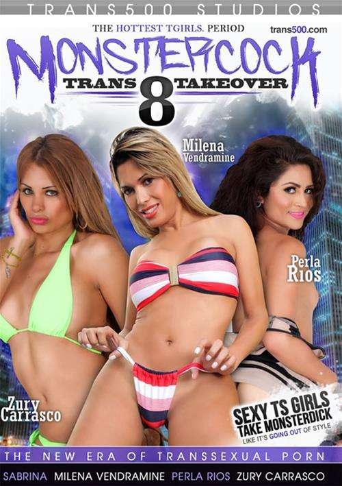 Monstercock Trans Takeover 8