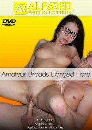 Amateur Broads Banged Hard Porn Video