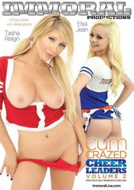 Cum Crazed Cheerleaders Vol. 2 Porn Video